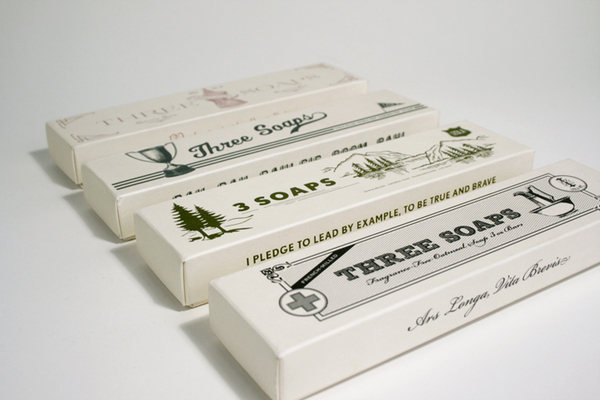 Креативная упаковка продукции Izola (фото 4)