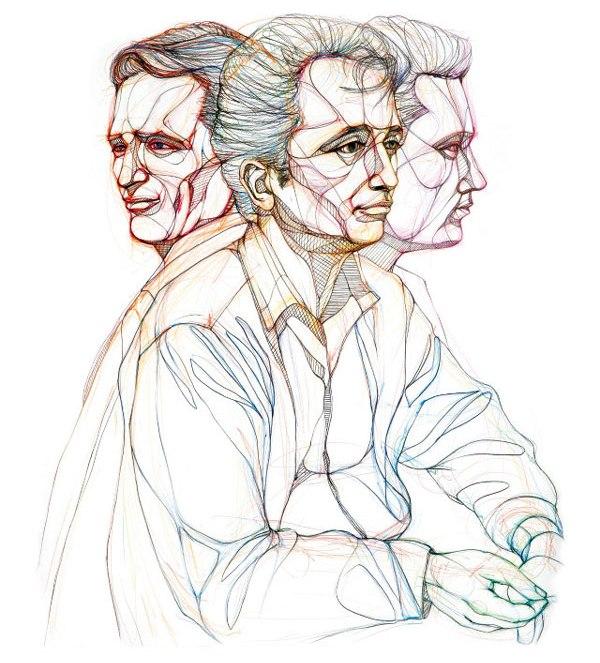 Знаменитые писатели за работой (фото 4)