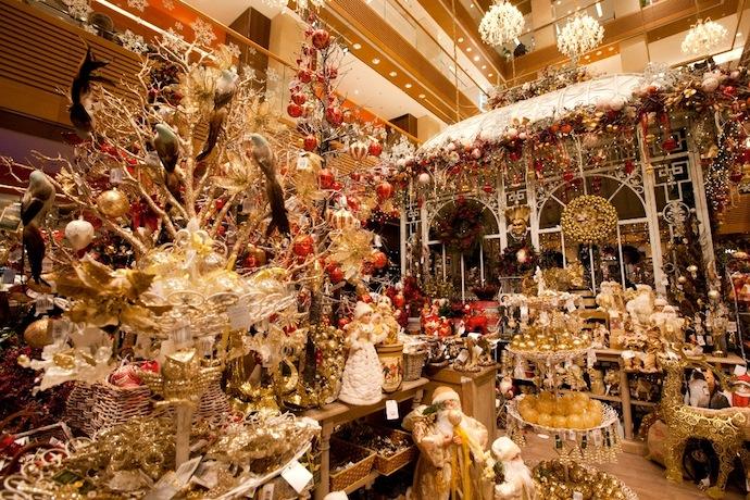 Новогодний базар открылся в ЦУМе (фото 5)
