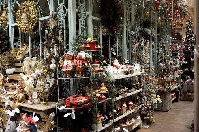 Новогодний базар открылся в ЦУМе (фото 6)