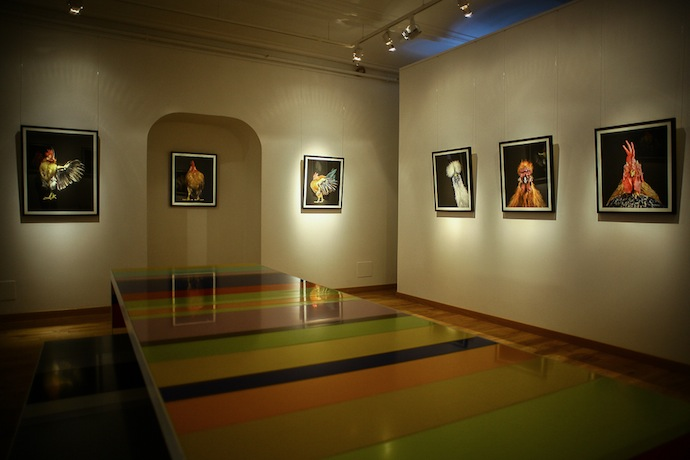 """Галерея """"Победа"""" в ГУМе: первые кадры (фото 10)"""