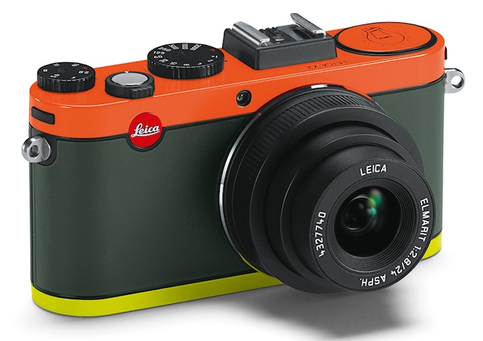 Камера Leica by Paul Smith