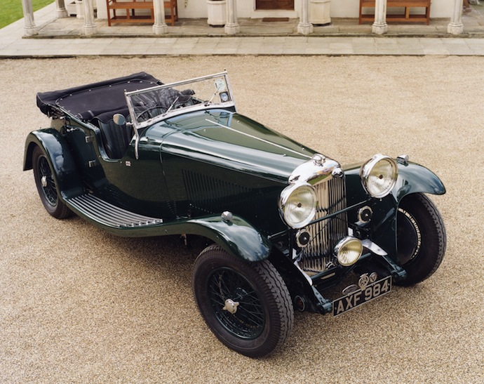 Aston Martin отмечает 100-летие бренда (фото 6)