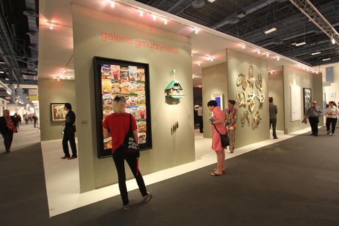 Герман Ларкин о ярмарке Art Basel Miami (фото 26)