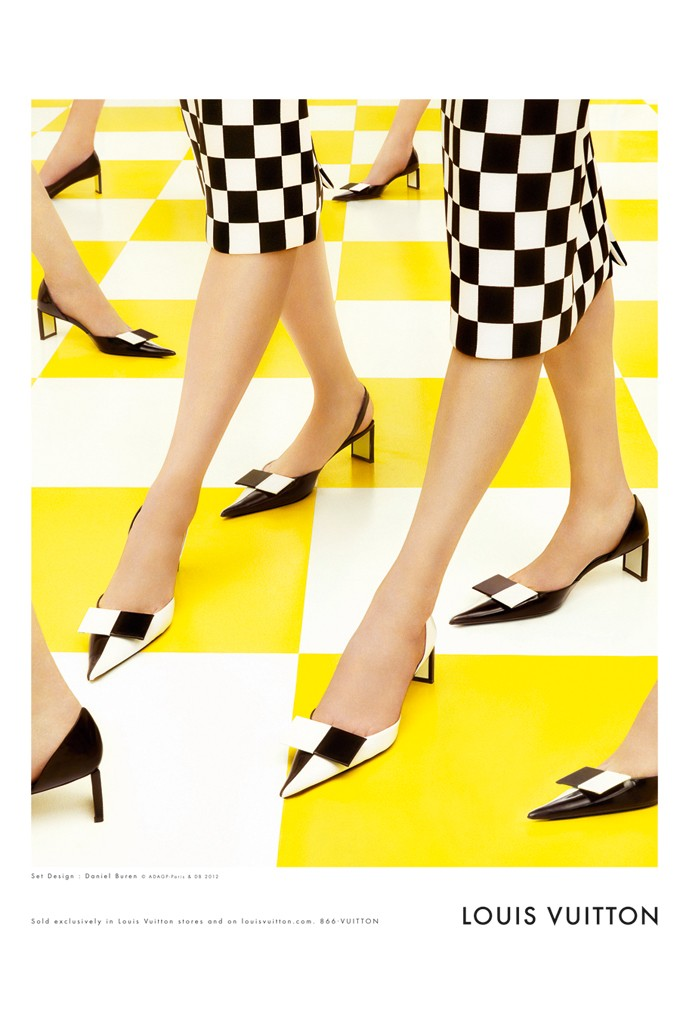 Весенне-летняя кампания Louis Vuitton (фото 2)