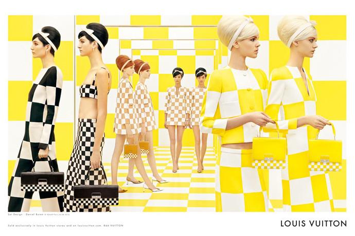 Весенне-летняя кампания Louis Vuitton (фото 1)