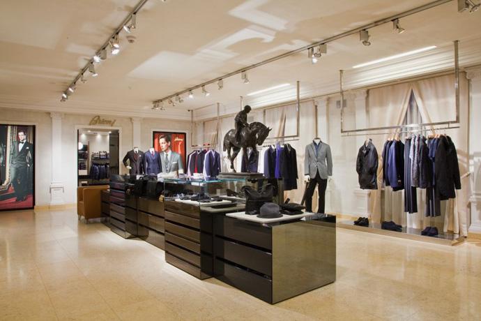 Фото сотрудничество с магазином невский 152 (сеть бутик - дизайн интерьера, магазин, супермаркет, современный
