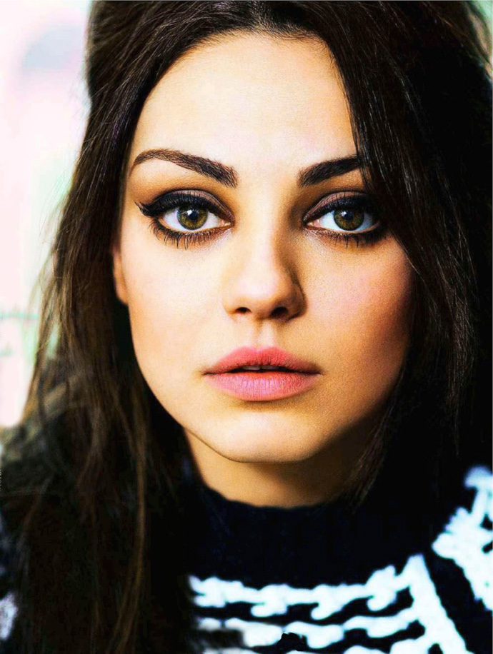 Dial M For Mila, Glamour UK (фото 3)