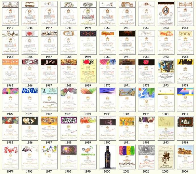 Джефф Кунс создал дизайн винной этикетки (фото 3)