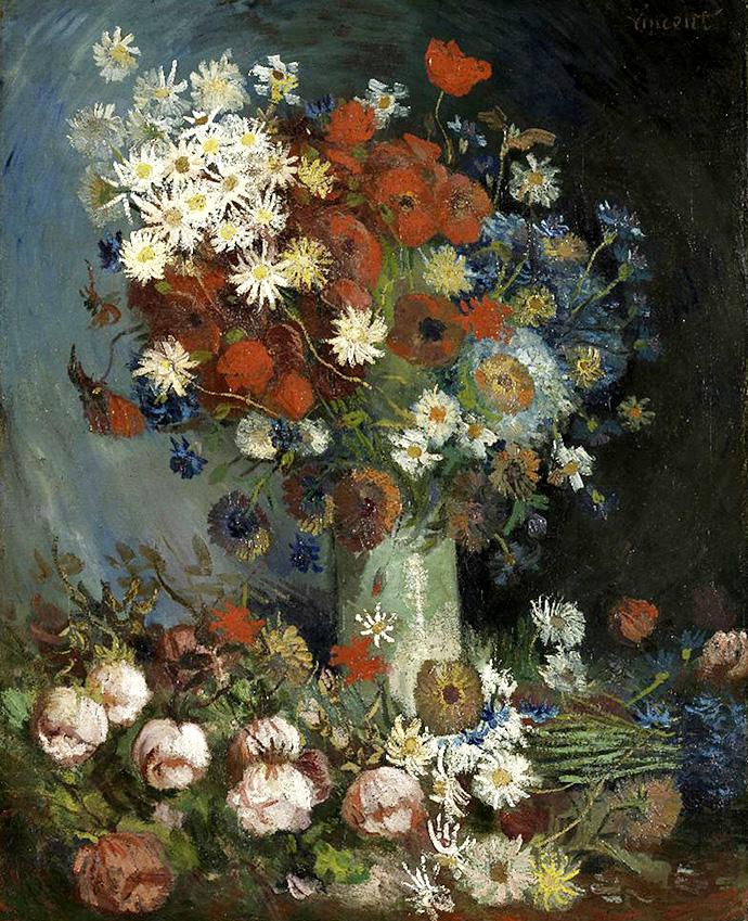 Найдены сразу две картины Ван Гога (фото 1)
