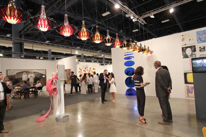 Герман Ларкин о ярмарке Art Basel Miami (фото 36)