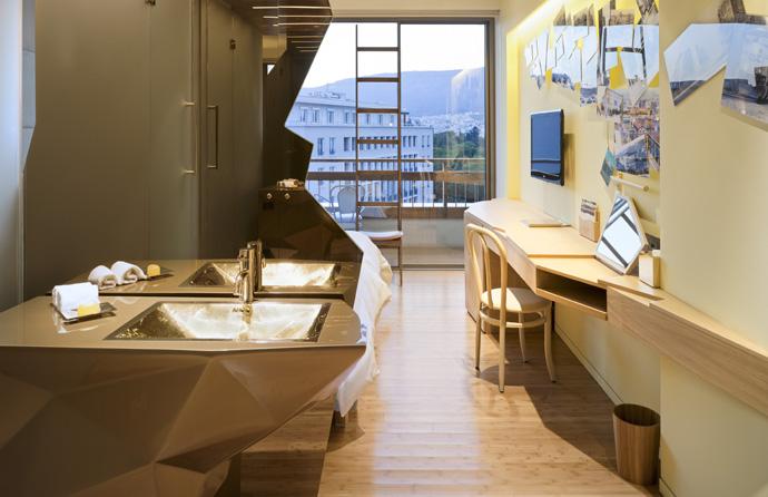 Дизайнерский отель Фернандо и Умберто Кампана (фото 2)