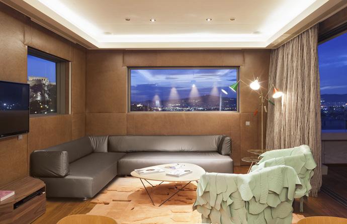 Дизайнерский отель Фернандо и Умберто Кампана (фото 14)