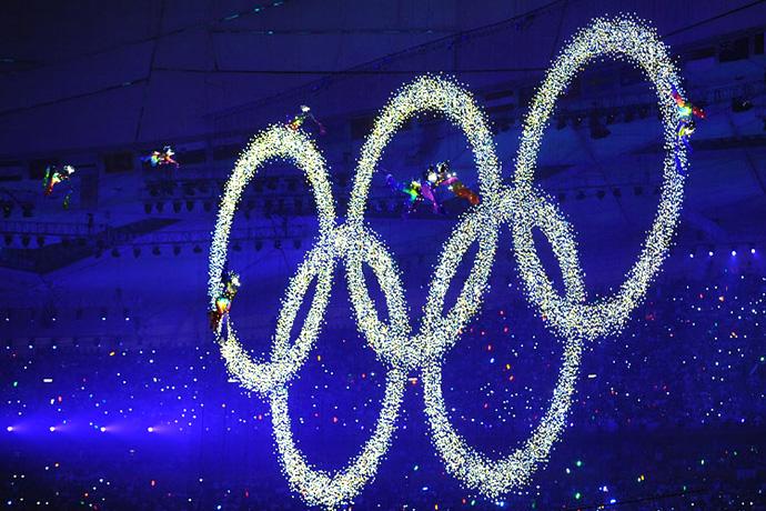 Музыка для заставки олимпийских игр афины 2004