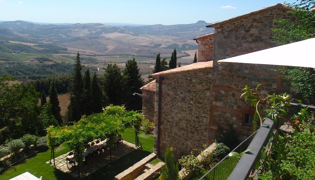 Волшебные пейзажи Тосканы (фото 2)