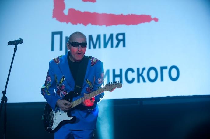 """Вручение премии Кандинского в """"Ударнике"""" (фото 15)"""