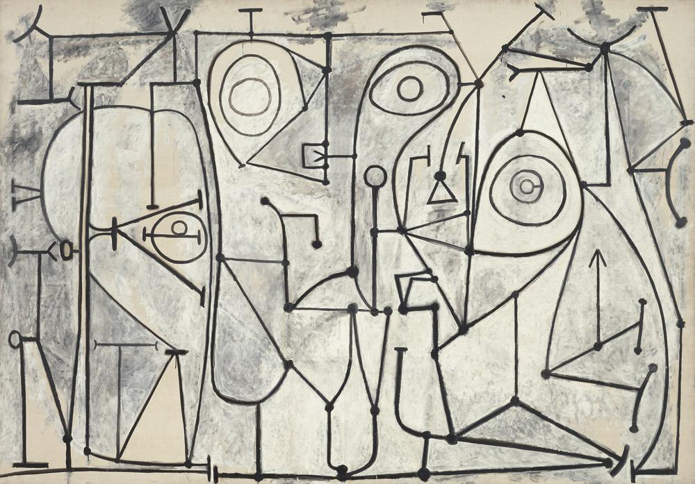 14 и 15 октября в музее Соломона Гуггенхайма в рамках выставки Black And White состоялось. По материалам artdaily