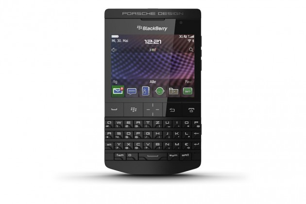 Новая версия Blackberry Porsche Design P'9981 (фото 1)