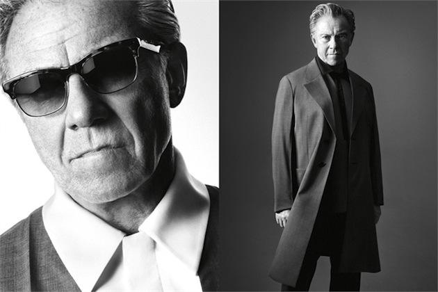 Актеры в рекламной кампании Prada (фото 4)