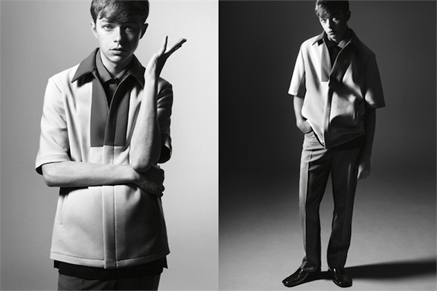Актеры в рекламной кампании Prada (фото 3)