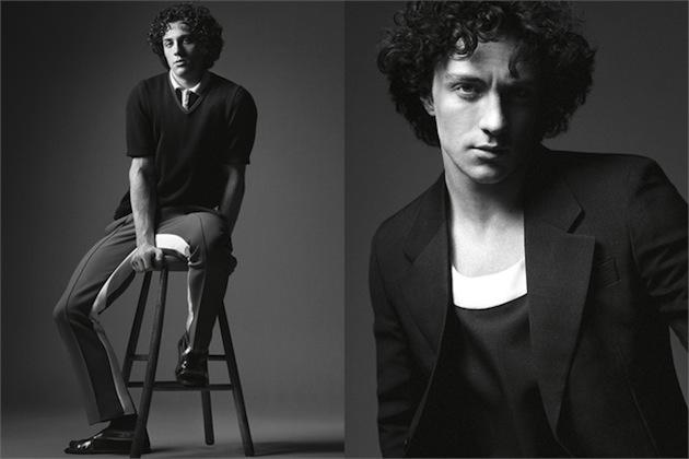Актеры в рекламной кампании Prada (фото 7)