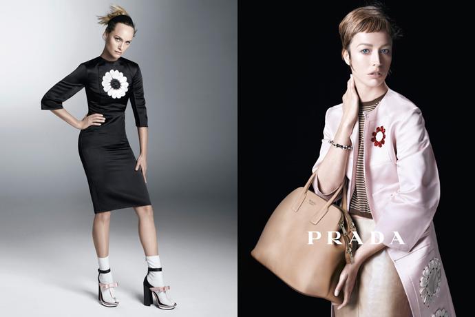 Весенне-летняя кампания Prada (фото 1)