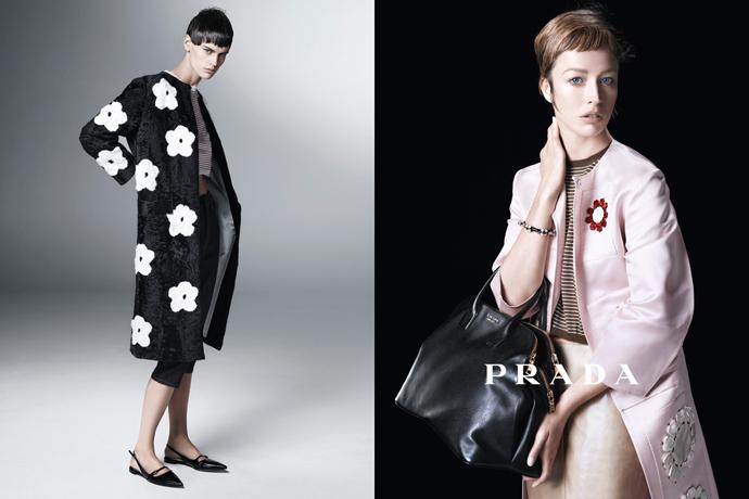 Весенне-летняя кампания Prada (фото 2)