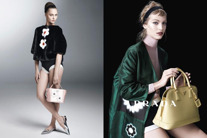 Весенне-летняя кампания Prada (фото 3)