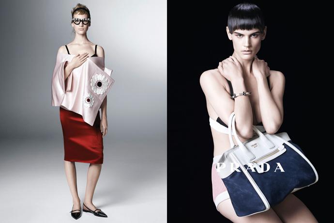 Весенне-летняя кампания Prada (фото 4)