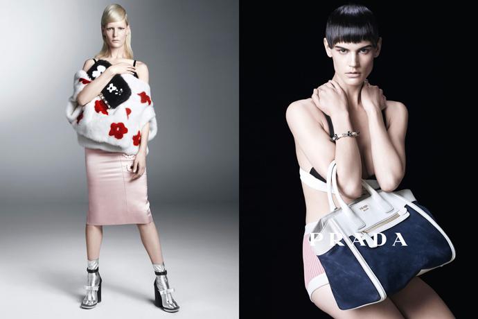 Весенне-летняя кампания Prada (фото 5)