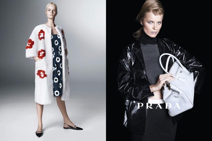 Весенне-летняя кампания Prada (фото 6)