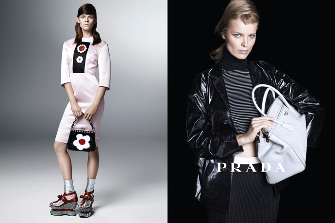 Весенне-летняя кампания Prada (фото 7)