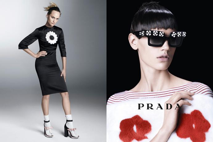 Весенне-летняя кампания Prada (фото 9)