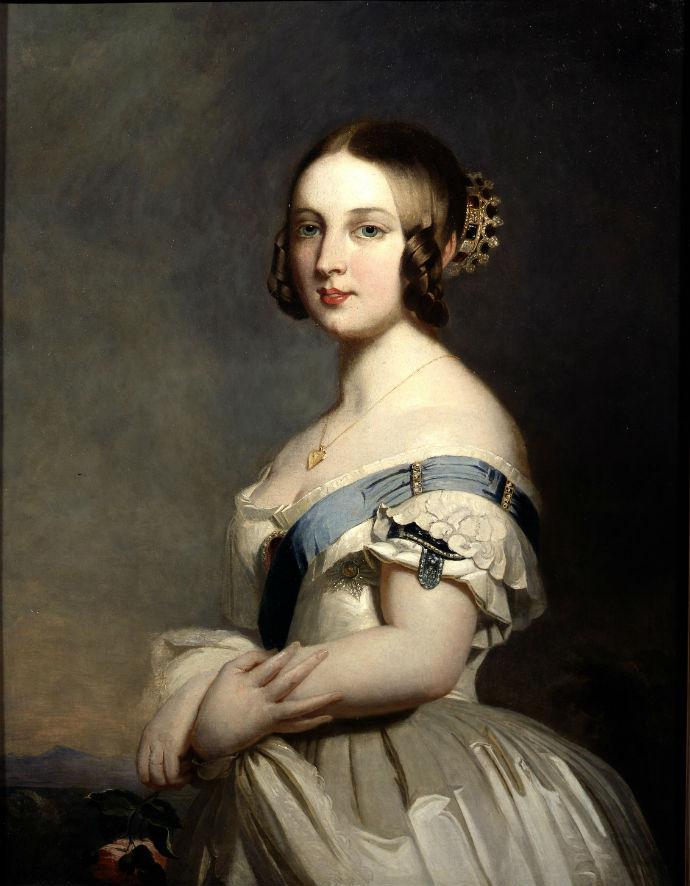 Рисунки королевы Виктории
