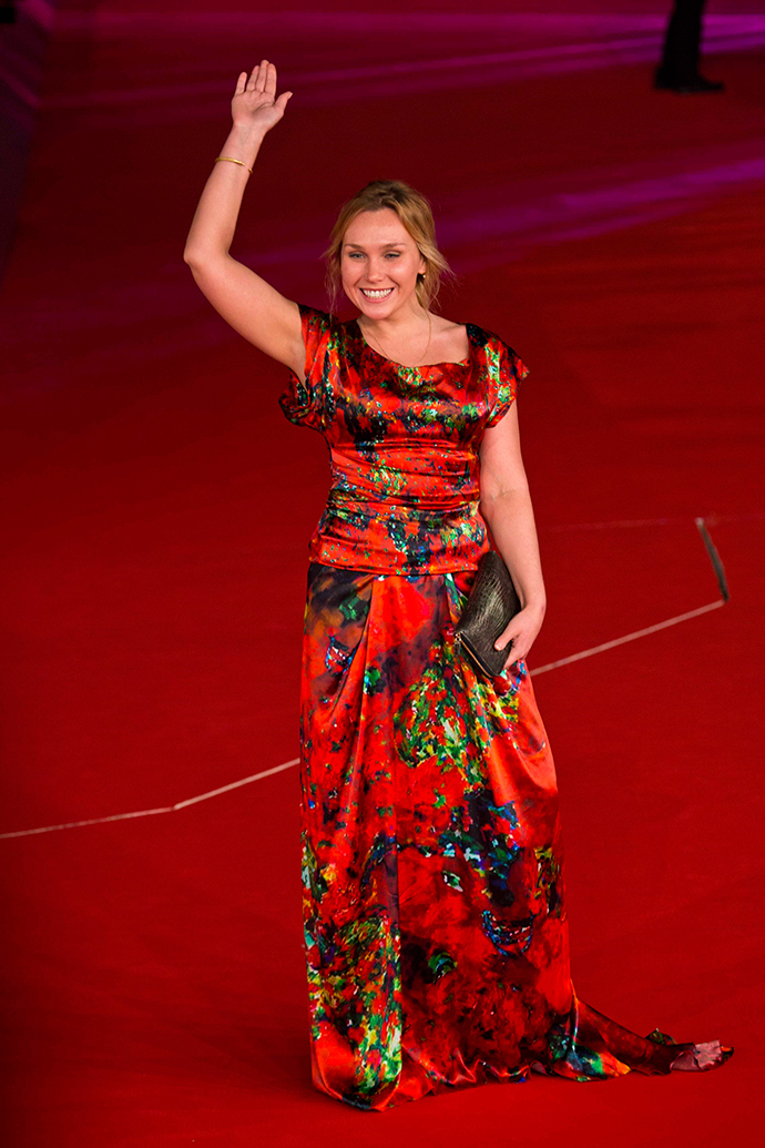 Россияне на Римском кинофестивале (фото 6)