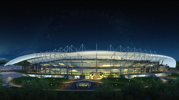 Новый стадион в Ростове-на-Дону (фото 4)