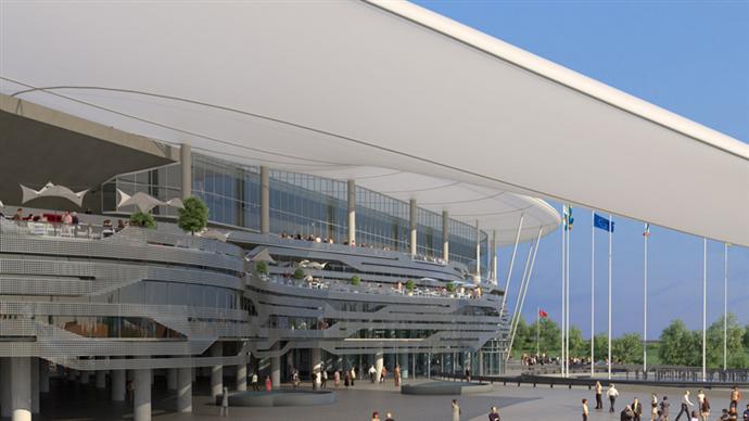 Новый стадион в Ростове-на-Дону (фото 3)