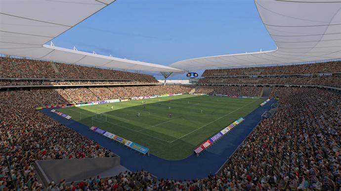 Новый стадион в Ростове-на-Дону (фото 2)