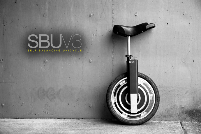 Моноцикл Self Balancing Unicycle V3