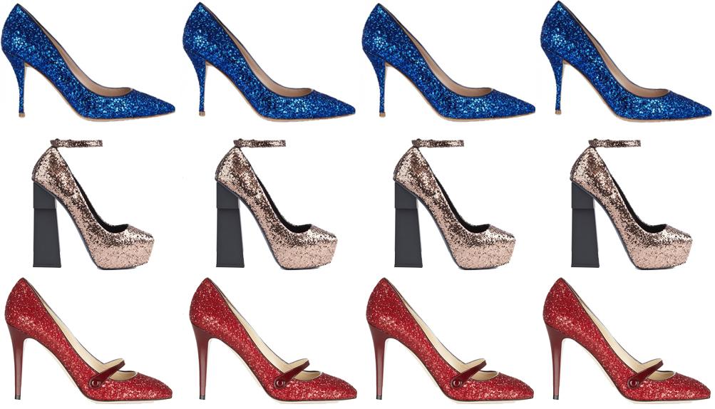 Топ-10 блестящих туфель к празднику (фото 1)