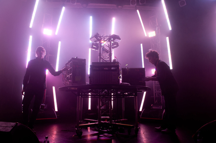 Simian Mobile Disco: A Form of Change