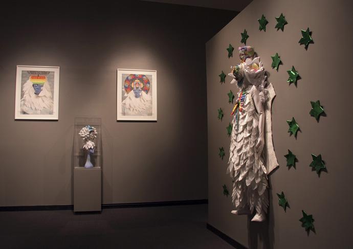 Эмпаты Сайи Уолфолк в Montclair Art Museum (фото 7)
