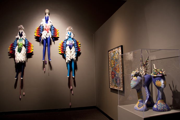 Эмпаты Сайи Уолфолк в Montclair Art Museum (фото 6)