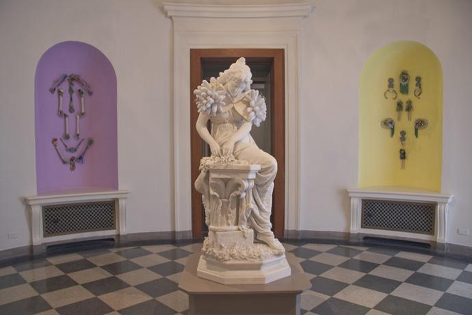 Эмпаты Сайи Уолфолк в Montclair Art Museum (фото 1)