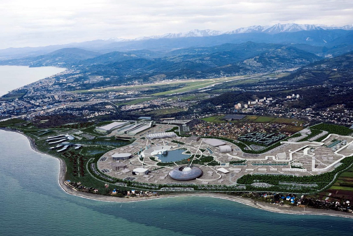 sochi 2014 The biggest resort town on what's called the russian riviera, sochi is preparing to step onto the world stage as the host of the 2014 winter olympics somewhat ironically, sochi is really quite temperate for most of the year, with its black sea waters warm and swimmable well into october the.