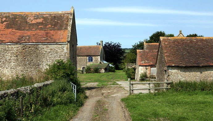 Галерея Hauser & Wirth в английской деревне (фото 5)