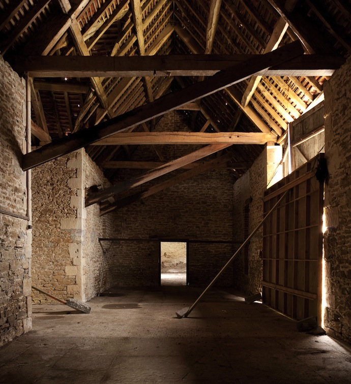 Галерея Hauser & Wirth в английской деревне (фото 6)