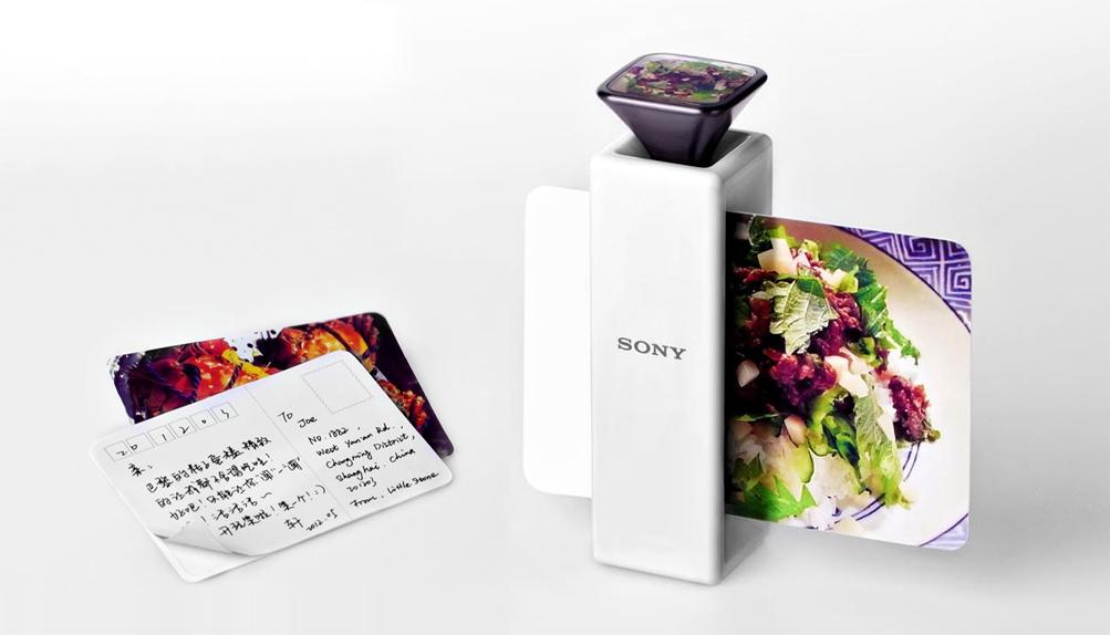 Интересный концепт камеры Sony (фото 2)