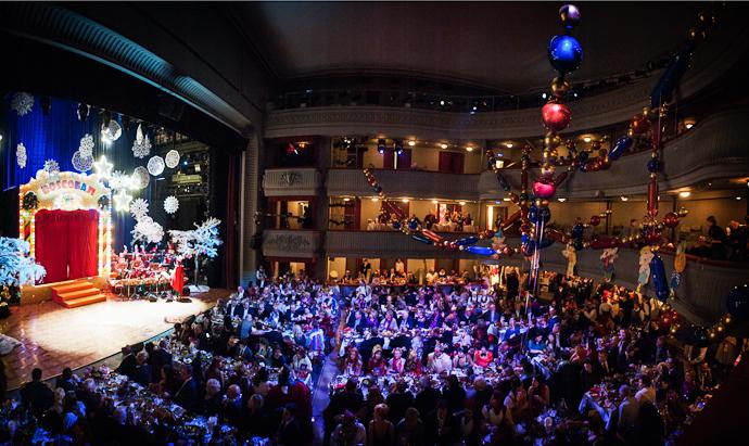 Ежегодный Bosco-бал в Театре наций (фото 68)