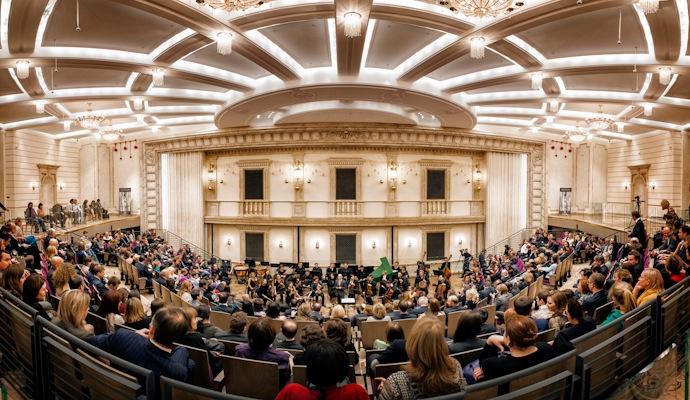 Ночь оперы в Большом театре (фото 1)